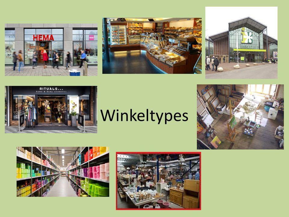 Midden en Klein bedrijf MKB Grootwinkelbedrijf GWB groothandelsbedrijven Kringloopwinkels / vintage winkels Ateliers