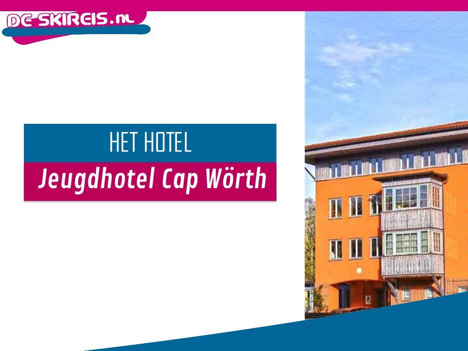 Jeugdhotel Cap Wörth HET HOTEL