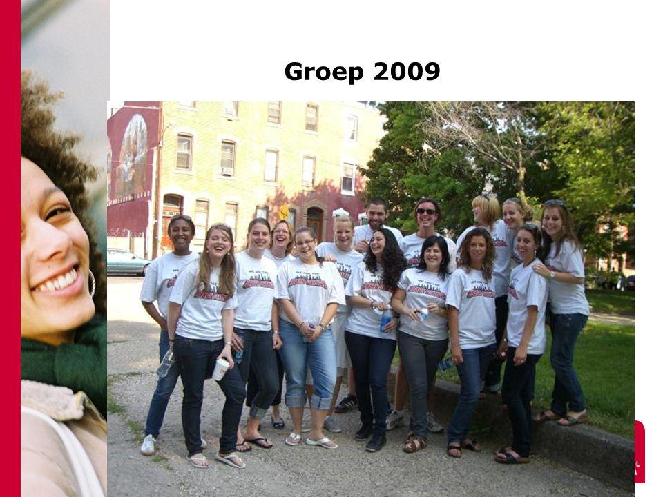 Groep 2009