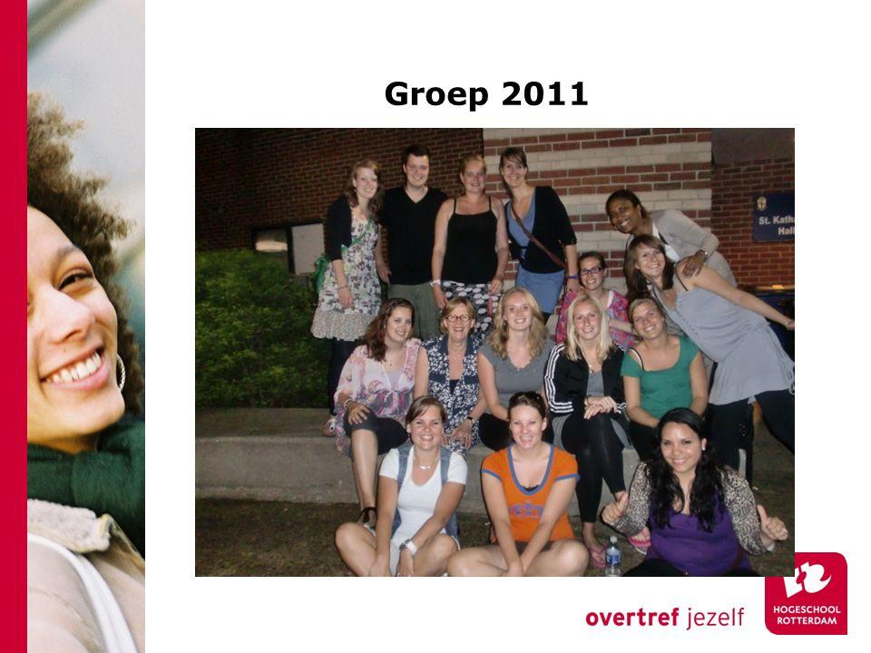 Groep 2011