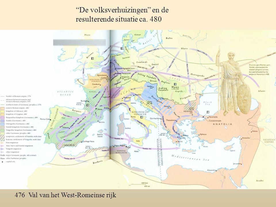 Mozaiek met Romulus en Remus, Ma'arrat al-Nu'man, Syrië, gedateerd 511: het Oost-Romeinse rijk = Rome