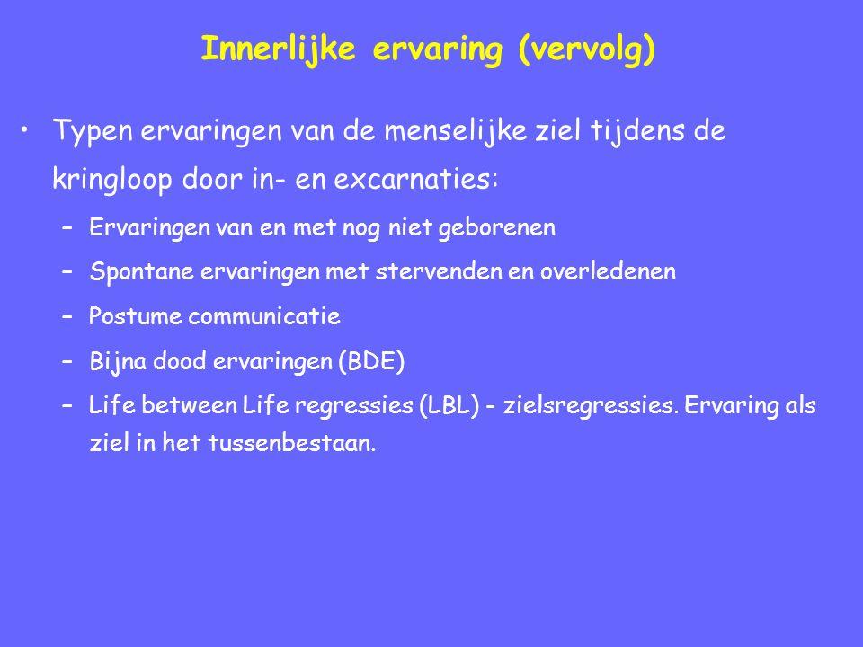 6. Esoterisch en Religieus 16 Formation of the Five Lower Planes