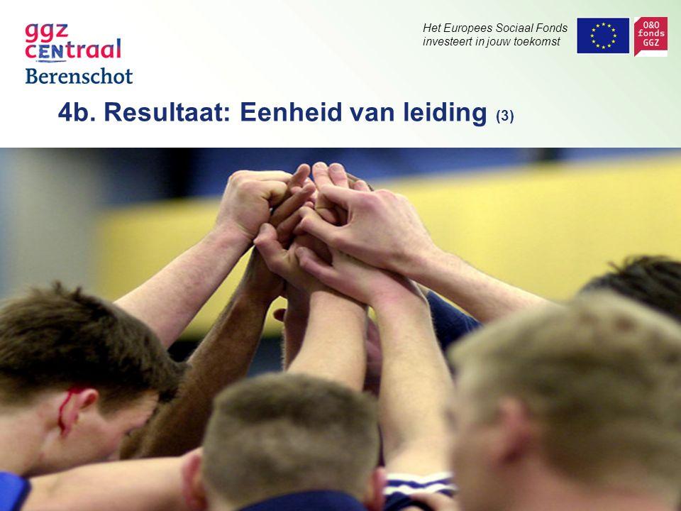 Het Europees Sociaal Fonds investeert in jouw toekomst 4b.
