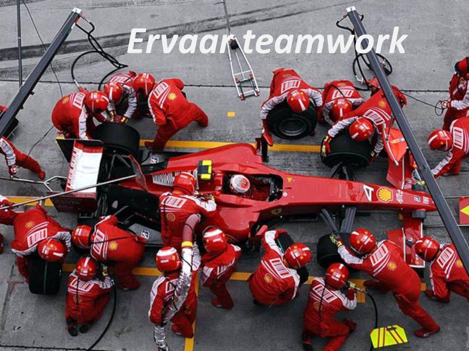 Ervaar teamwork