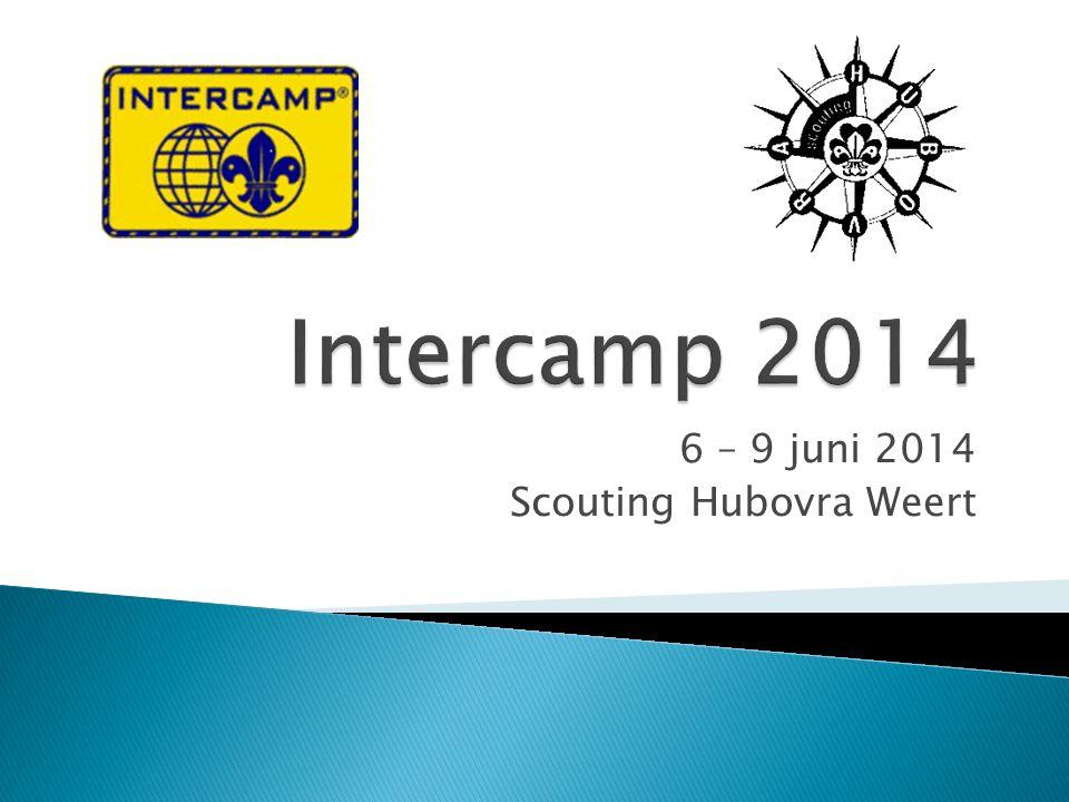 6 – 9 juni 2014 Scouting Hubovra Weert
