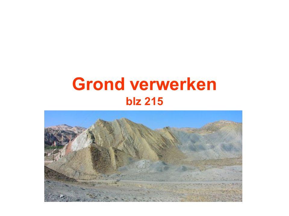 Grondverwerken machinekeuze HGM Wiellader Dozer