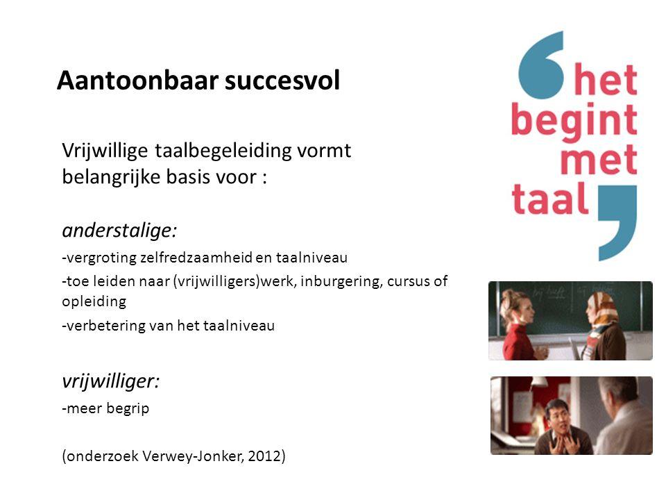 Ervaringen van anderstaligen: Mijn Nederlands is goed vooruitgegaan de afgelopen 3 maanden.