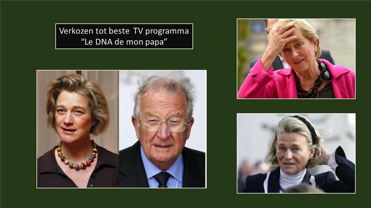 Verkozen tot beste TV programma Le DNA de mon papa
