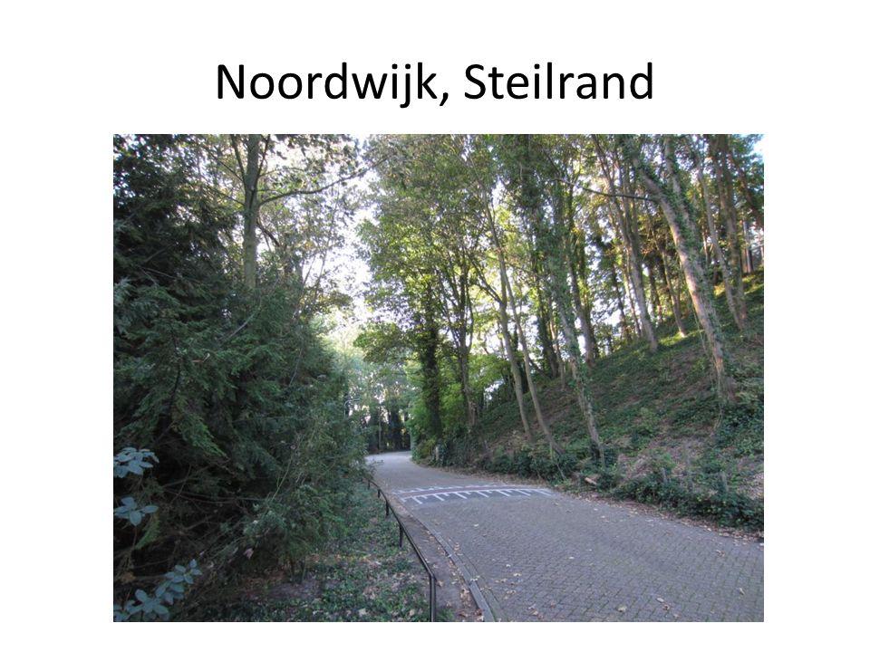 Noordwijk, Steilrand