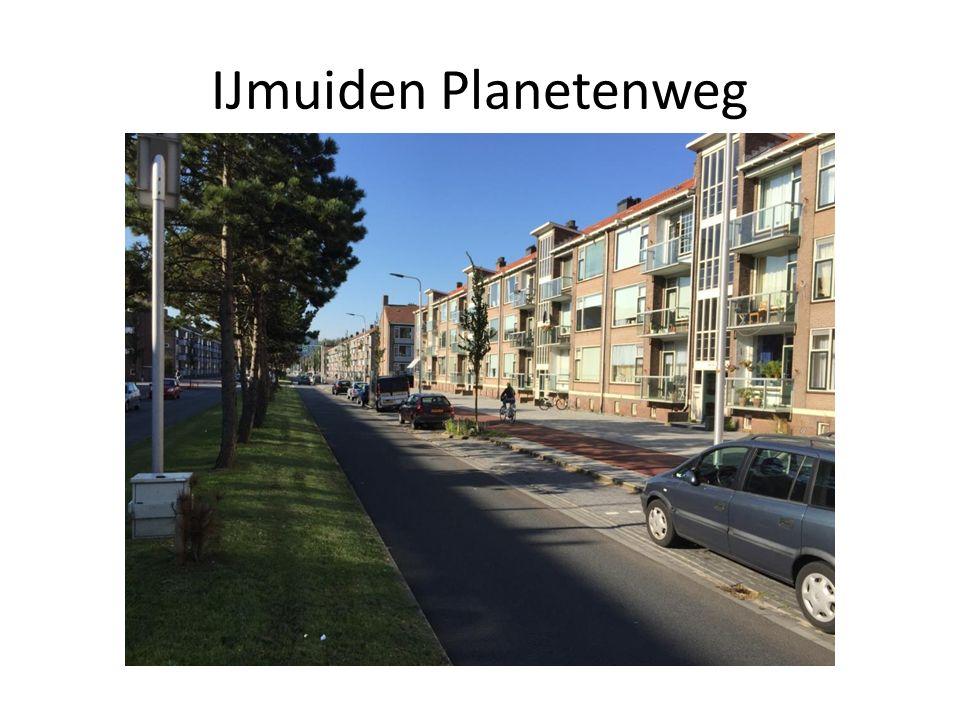 IJmuiden Planetenweg
