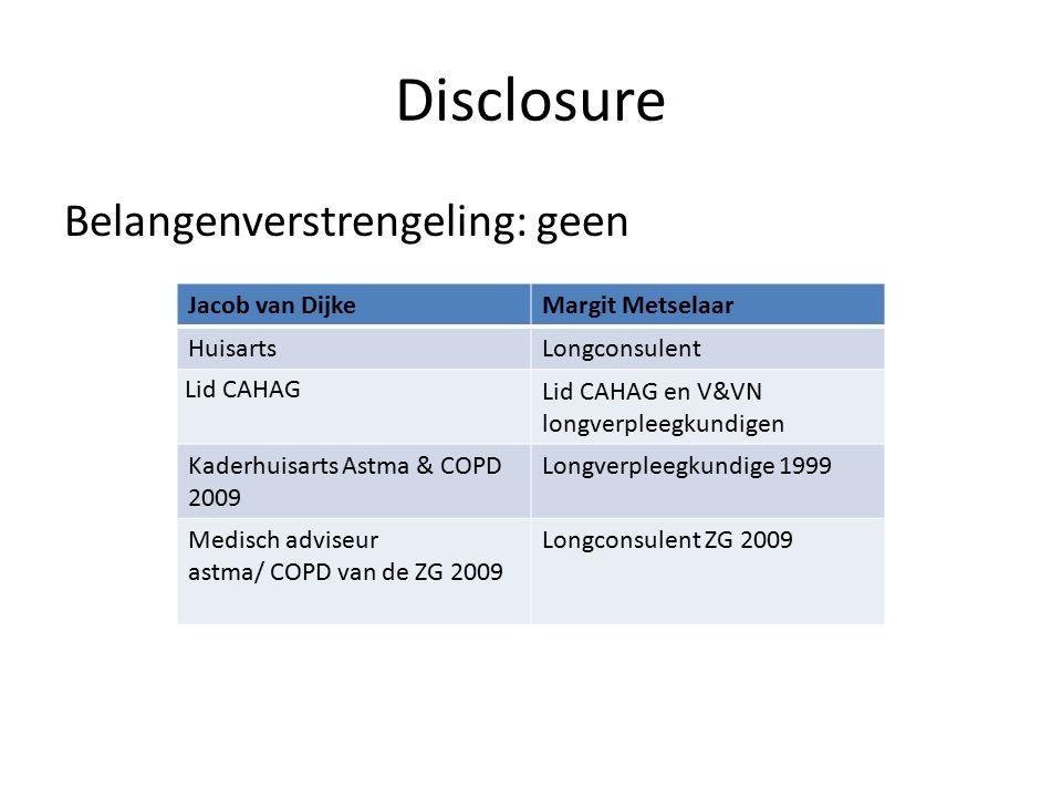 I. De definitie en het belang COPD longaanval