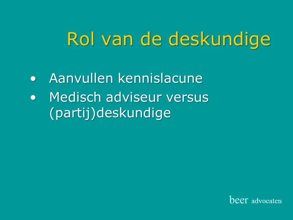 De kennisparadox A-G Spier in conclusie bij NAK- dames (HR 8 juli 2011, LJN BQ3519): Het vellen van oordelen over niet-juridische kwesties is, in procedures, uiteindelijk aan de rechter toevertrouwd.