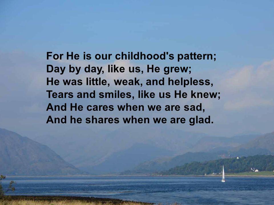 Jubel het uit, de Heer regeert wees blij, verhef je stem.