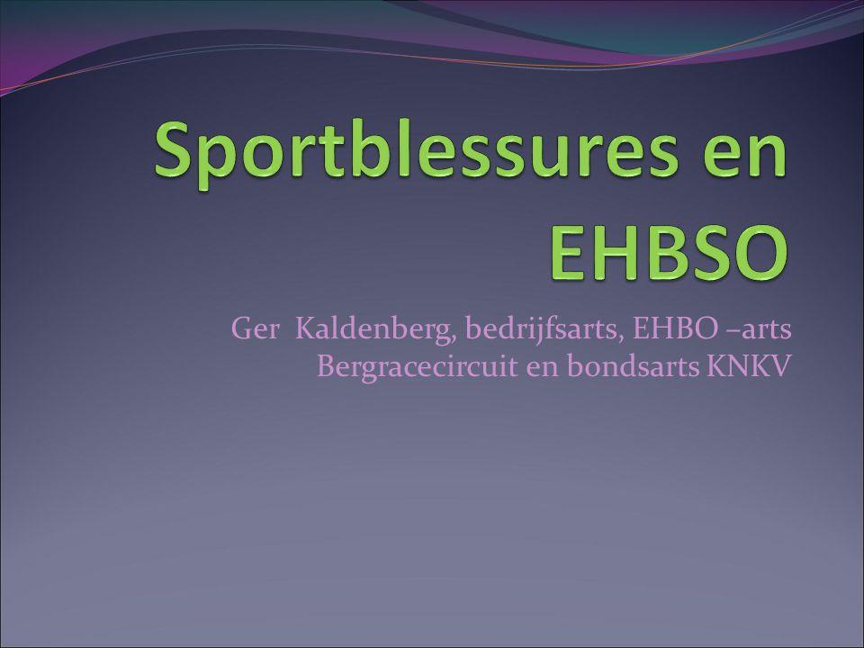 Ger Kaldenberg, bedrijfsarts, EHBO –arts Bergracecircuit en bondsarts KNKV