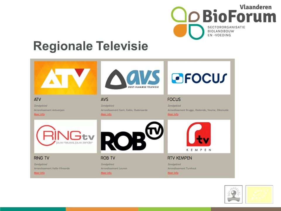 Regionale Televisie