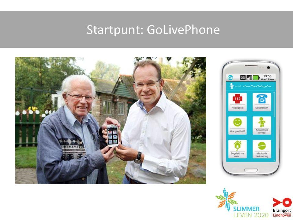 Startpunt: GoLivePhone