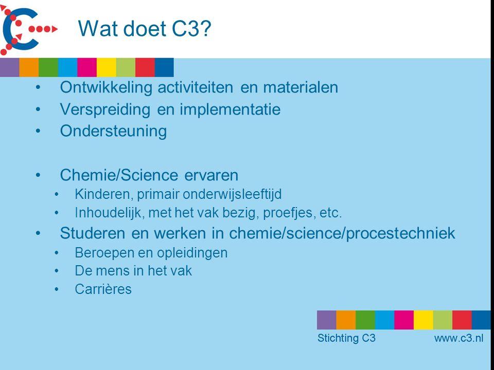 Wat doet C3.