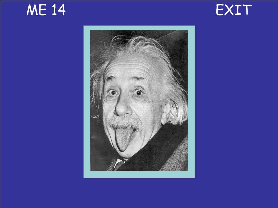 ME 14 EXIT