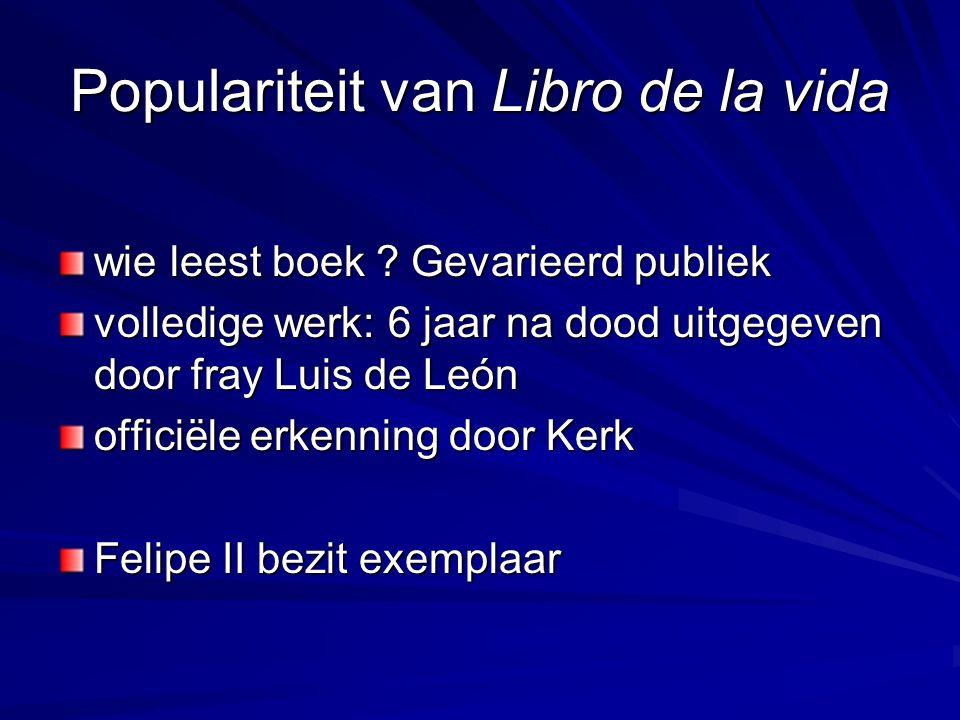 Populariteit van Libro de la vida wie leest boek .