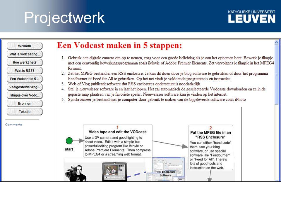 Toledoteam Projectwerk