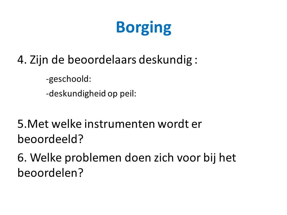 Borging 4.