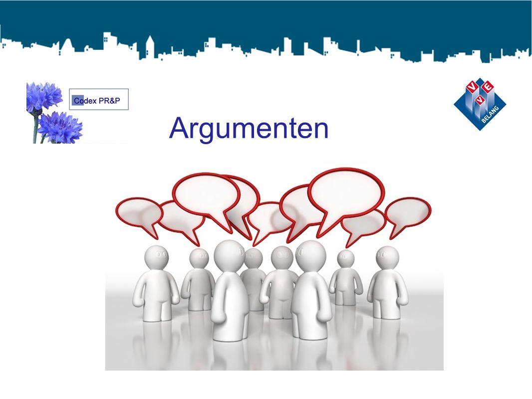 Argumenten