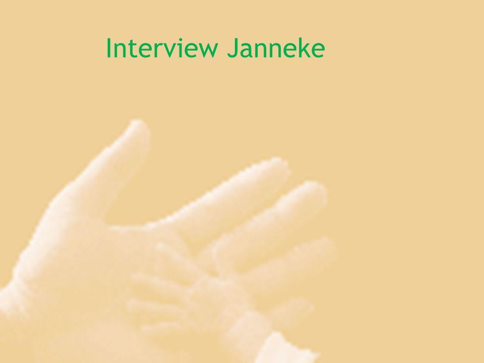 Interview Janneke