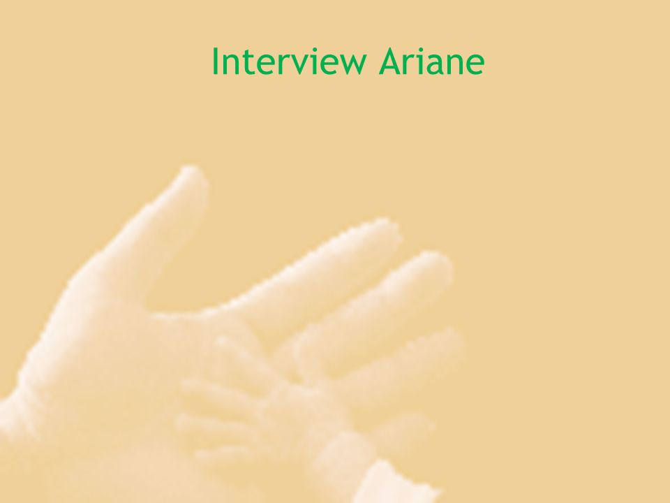 Interview Ariane