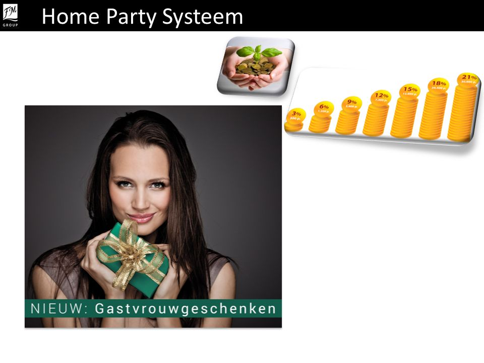Home Party Systeem
