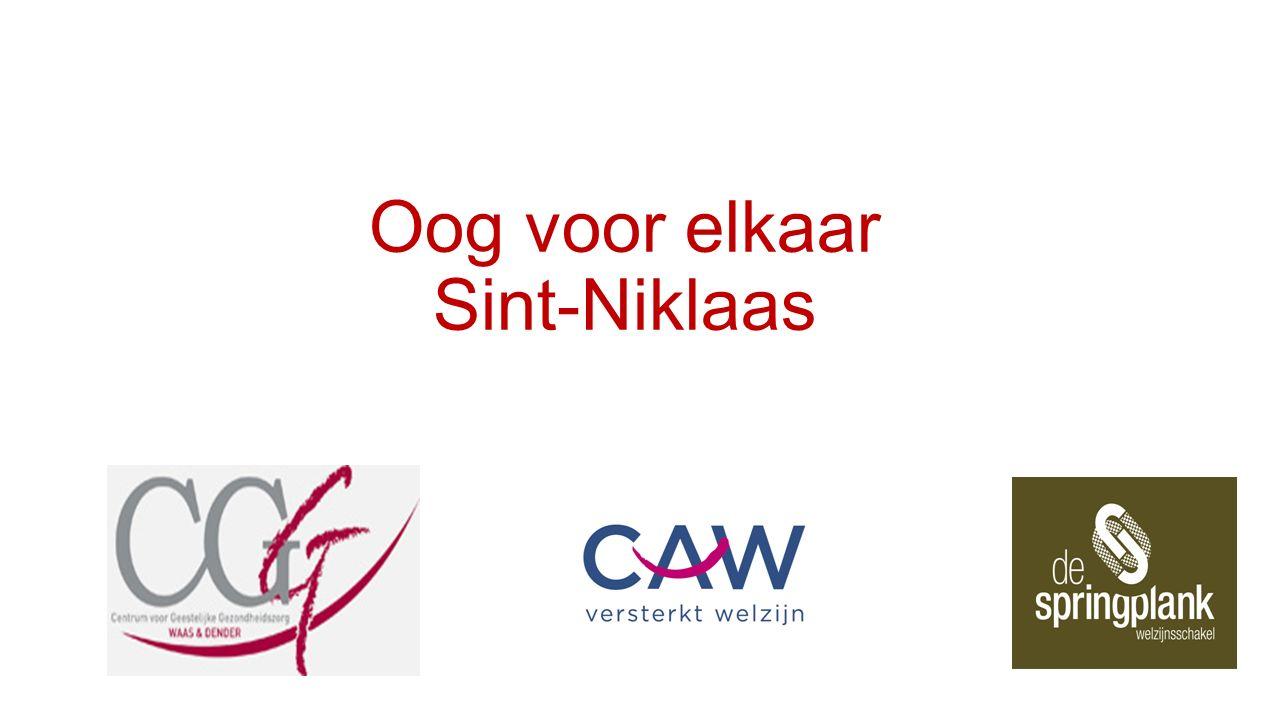Oog voor elkaar Sint-Niklaas