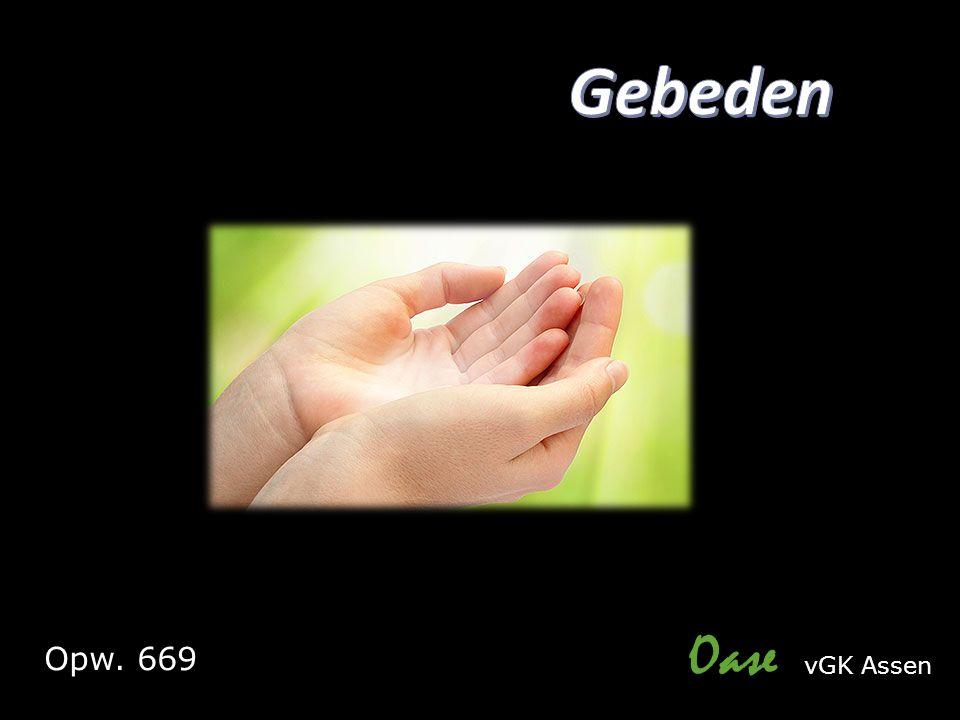 Oase vGK Assen Opw. 669