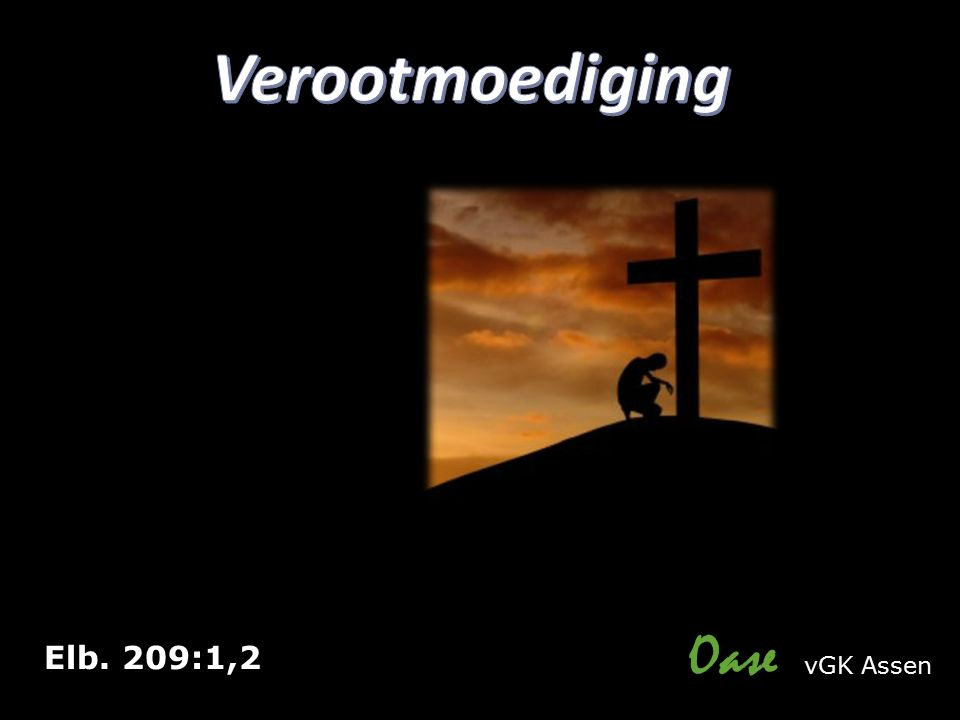 Oase vGK Assen Elb. 209:1,2