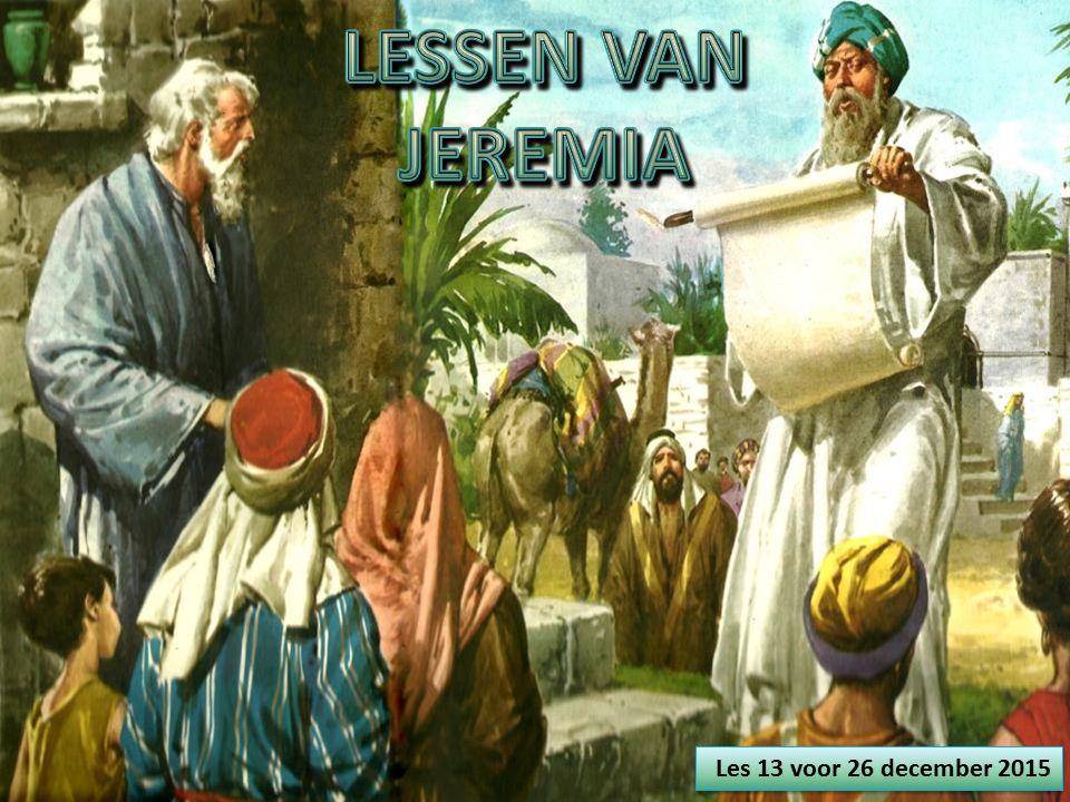 Ík zei echter: Zij zijn maar geringe mensen, zij gedragen zich als dwazen, omdat zij de weg van de HEERE niet kennen, het recht van hun God.
