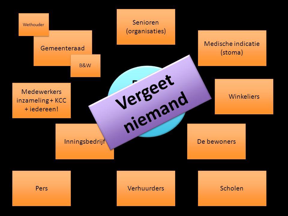 Diftar service milieu kosten Diftar service milieu kosten Gemeenteraad Medewerkers inzameling + KCC + iedereen.