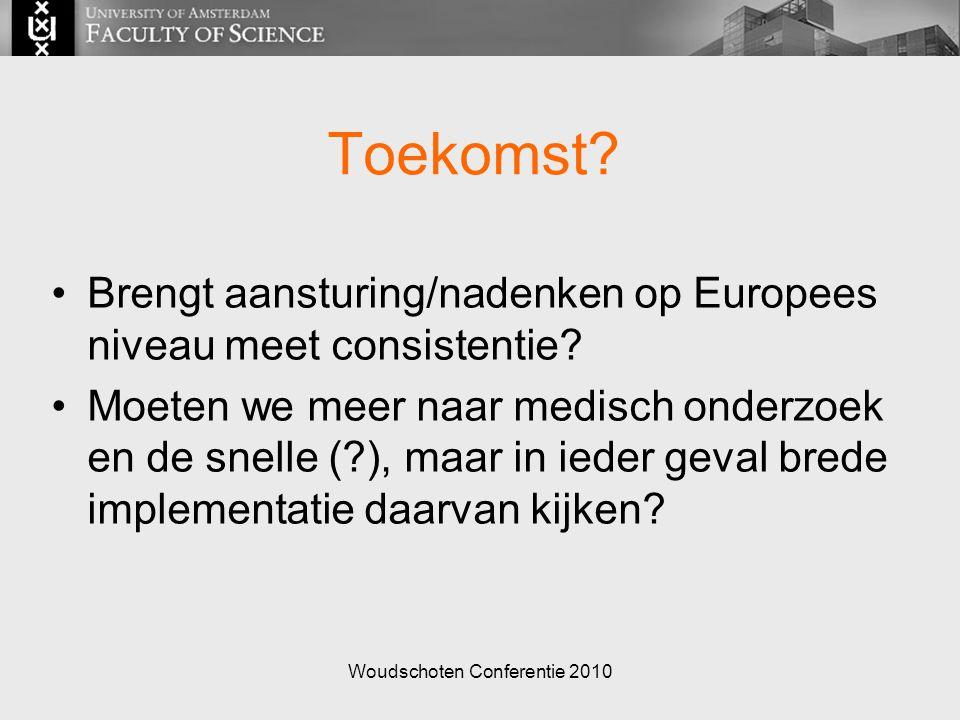Woudschoten Conferentie 2010 Toekomst.