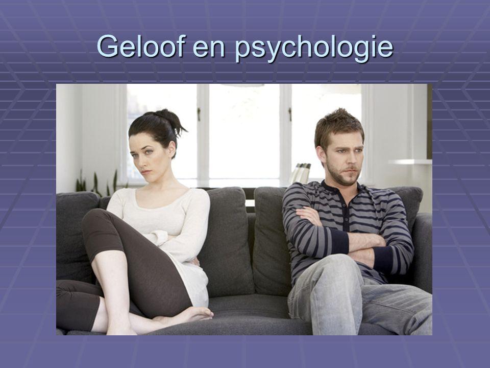 Geloof en psychologie