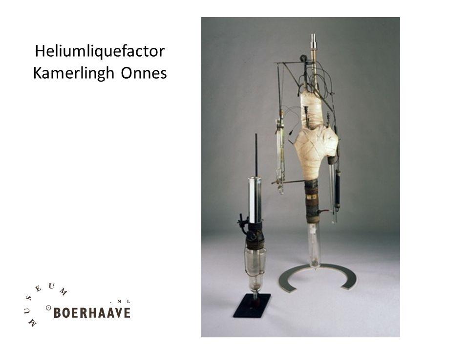 Heliumliquefactor Kamerlingh Onnes