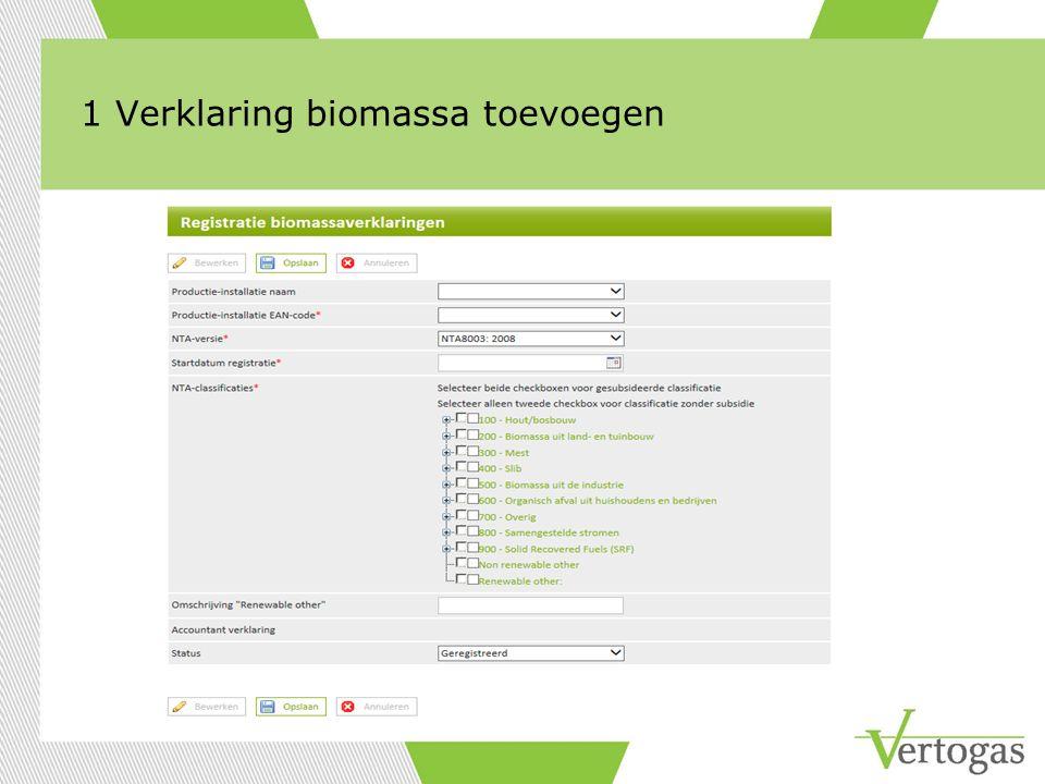 1 Verklaring biomassa toevoegen