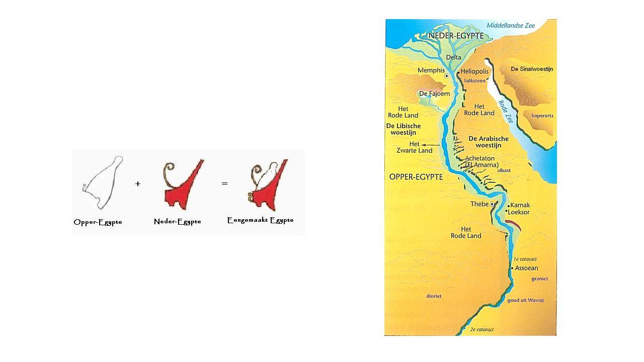 Landbouw langs de Nijl