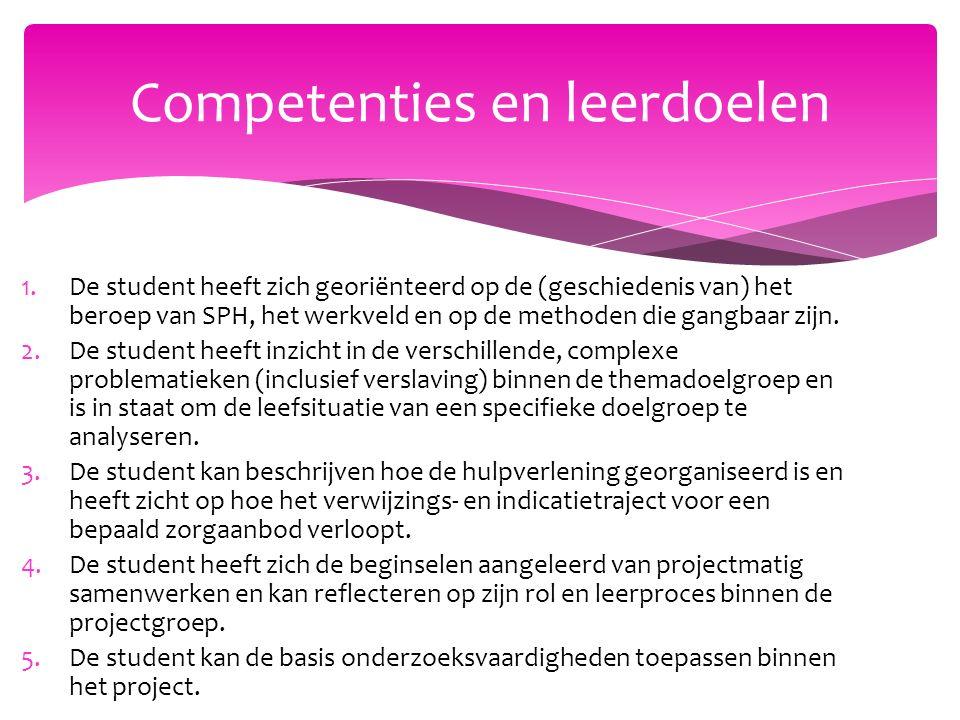  Donk, C.van der & Lanen, B. van (2011). Praktijkonderzoek in zorg en welzijn.