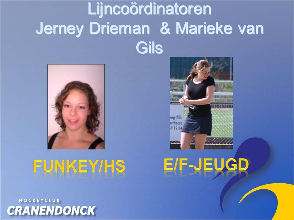 Lijncoördinatoren Jerney Drieman & Marieke van Gils