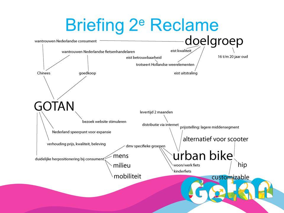 Briefing 2 e Reclame