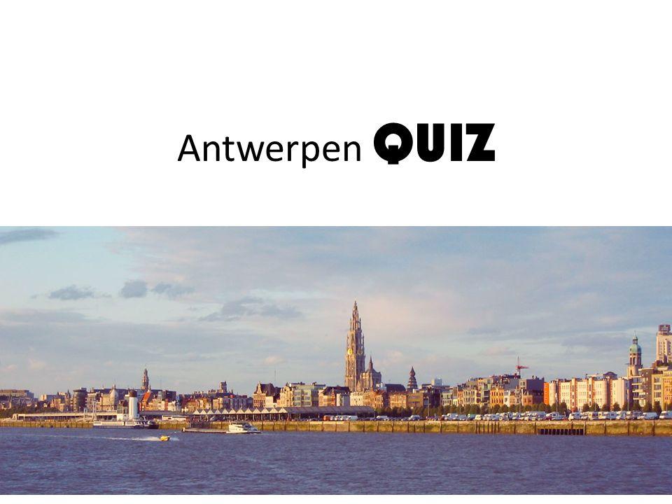 Antwerpen QUIZ