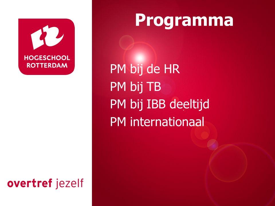 Projectmanagement Competenties projectleider Binnen organisatie Methodieken Technieken Organisatie Methodieken PM
