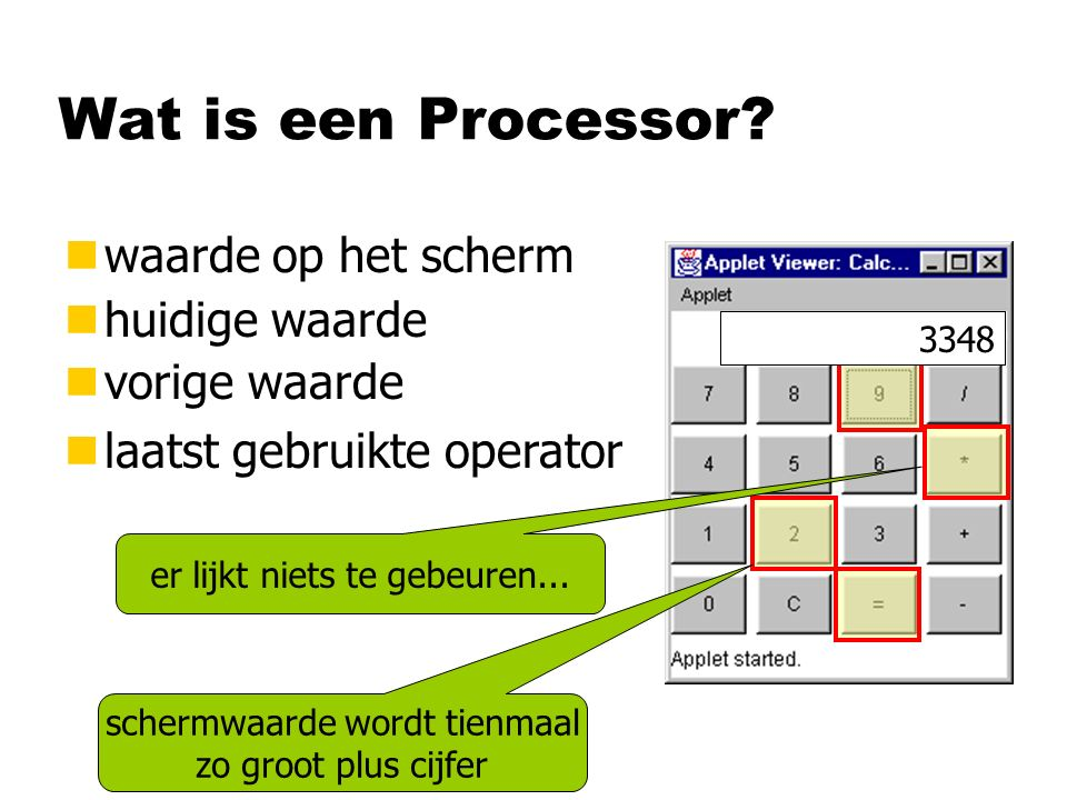 Wat is een Processor.
