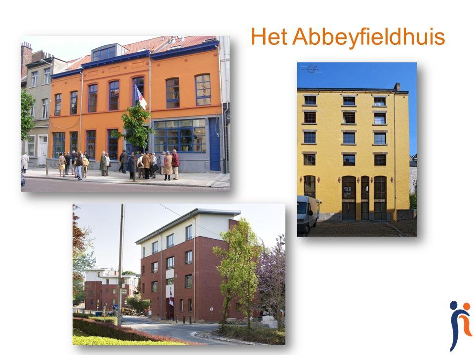 Het Abbeyfieldhuis