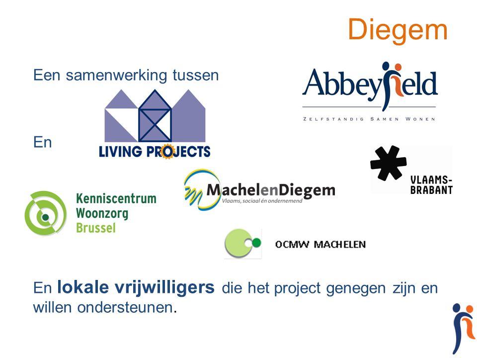 Een samenwerking tussen En En lokale vrijwilligers die het project genegen zijn en willen ondersteunen.