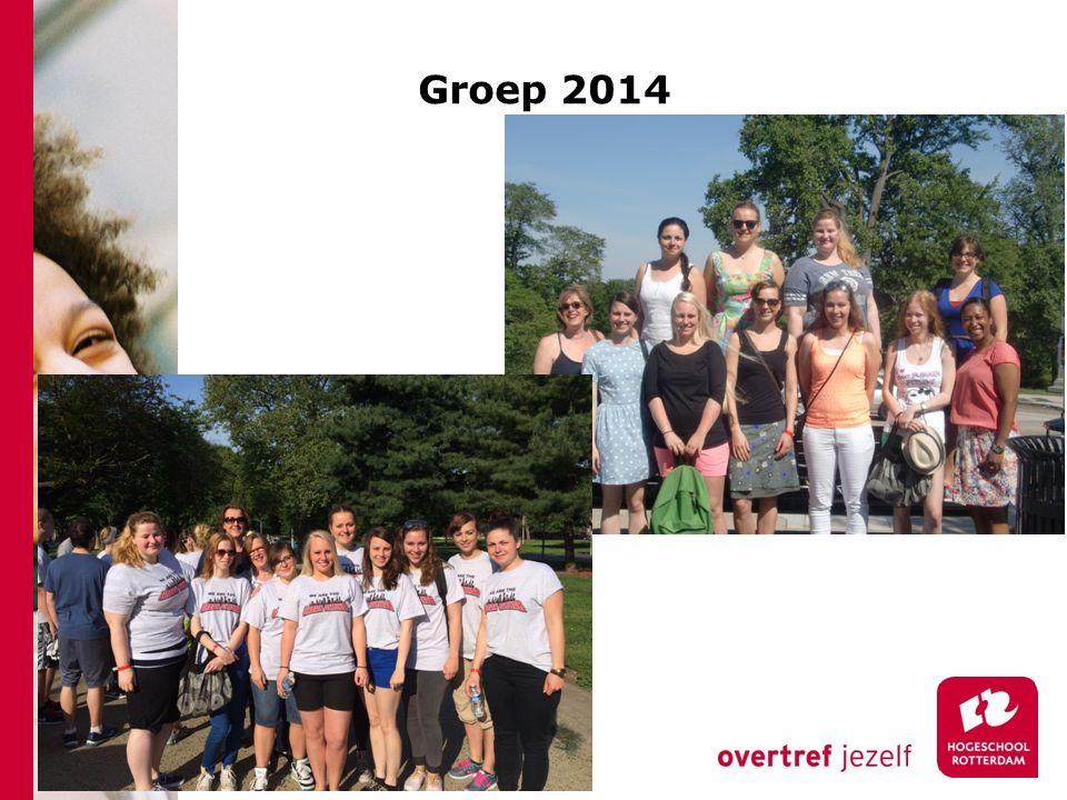 Groep 2014