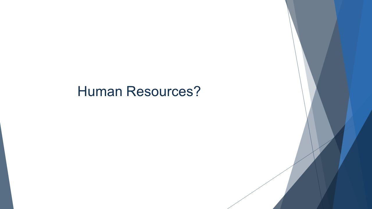 Inhoud  Voorstelling  Wat is Human Resources. Waarom de HRM Cockpit.