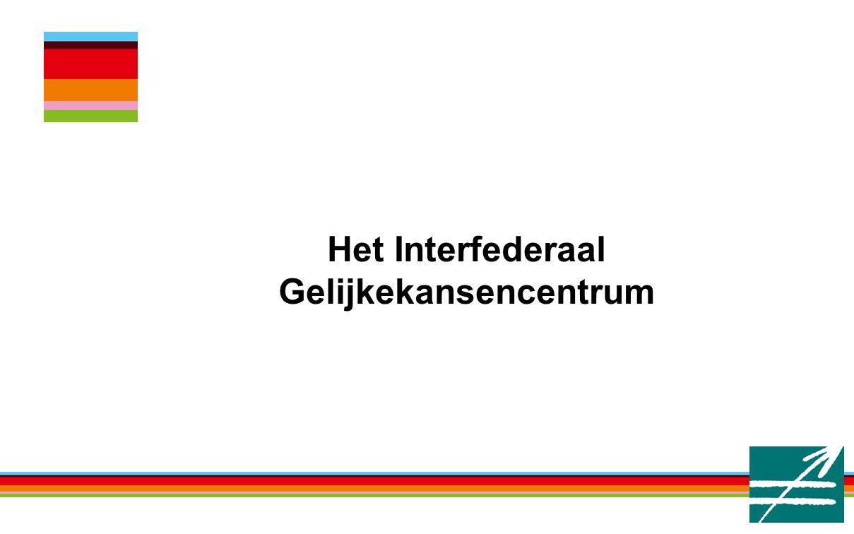 Het Interfederaal Gelijkekansencentrum